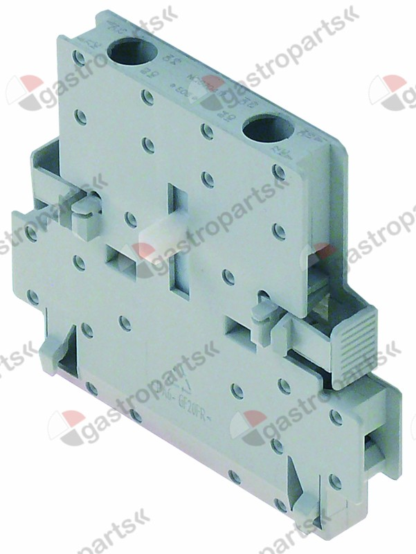 380.647, auxiliary contact contacts 1NO/1NC AC15 3 A