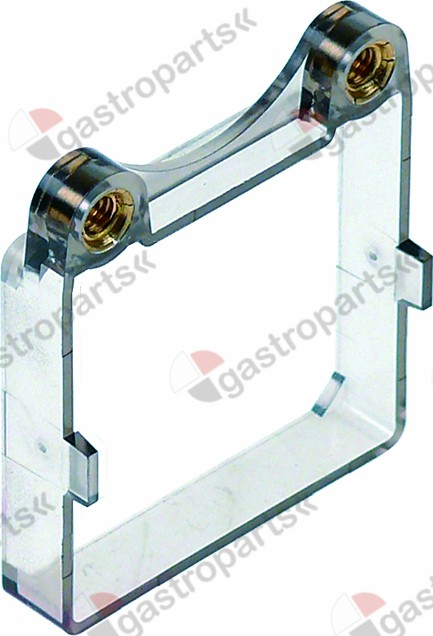 380.703, adapter for flange mounting