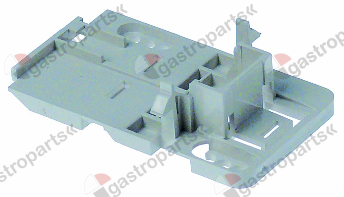 380.844, adapter for DIN rail mounting