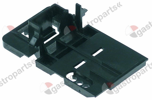381.041, adapter for DIN rail mounting