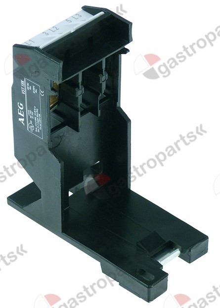 381.042, adapter for DIN rail mounting