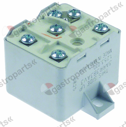 381.135, start relay GENERAL ELECTRIC 3ARR3B3AV3 220V
