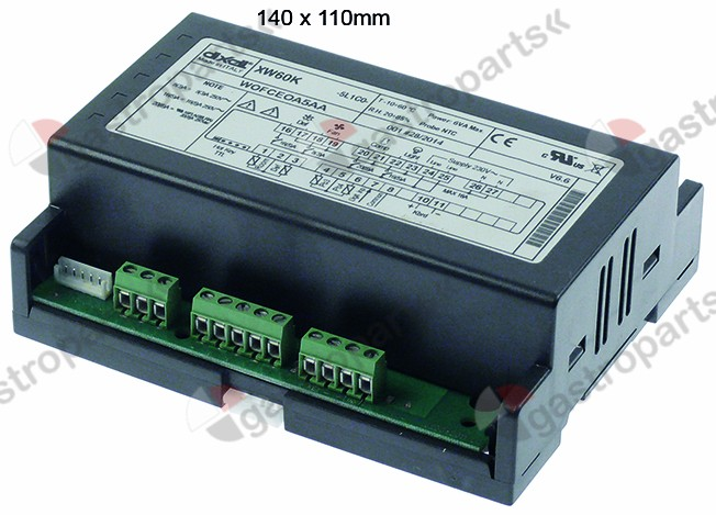 381.246, refrigeration controller DIXELL XW60K-5L1CO