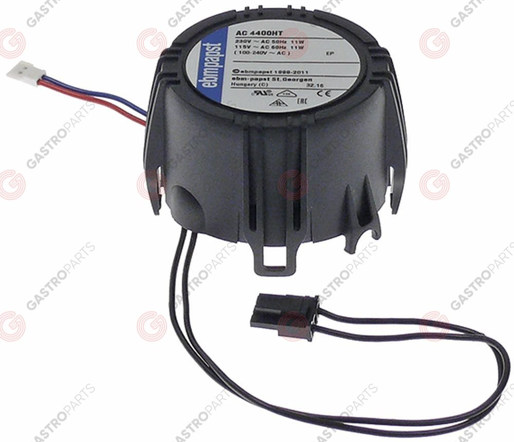 381.451, converter ebm-papst type AC 4400HT 100-240V for combi-steamer SCC_WE, CM_P