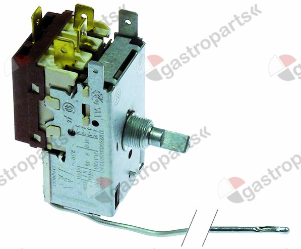 390.206, Thermostat Kapillarrohr 1800mm Typ K61L1501