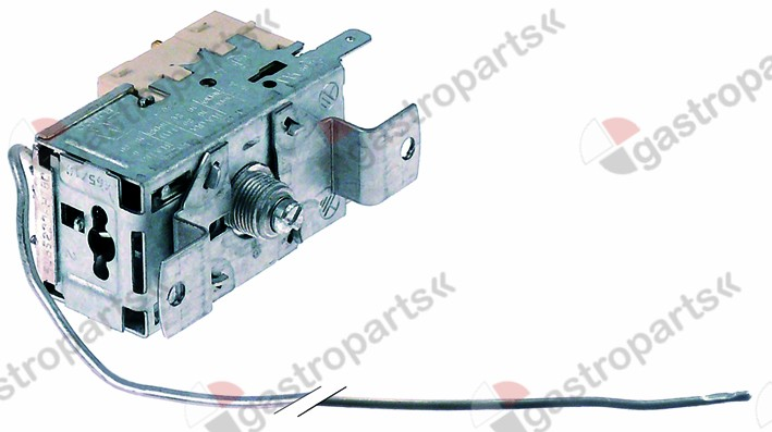 390.207, thermostat temperature range -13 up to -4°C capillary pipe 2000mm type K22L2030