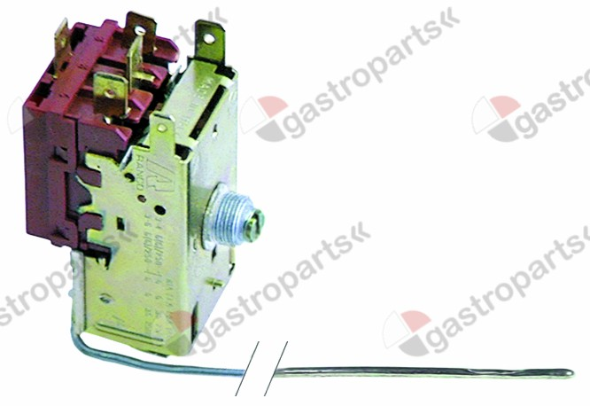390.344, Thermostat Kapillarrohr 1500mm Typ K61L1505