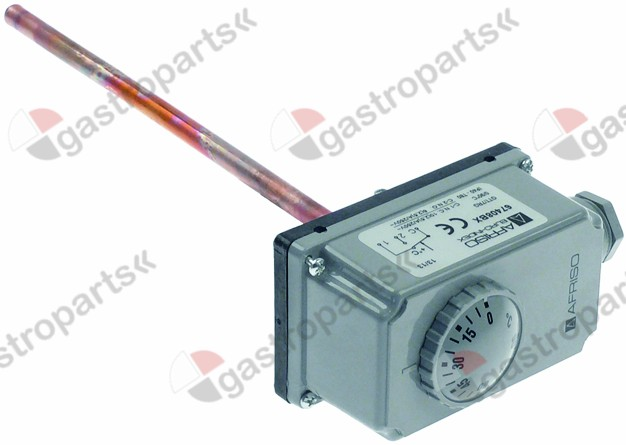 390.498, rod thermostat temperature range 0-90°C 1CO 1-pol