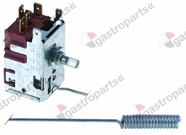 390.665, thermostat sensor o 10 mm sensor length 40 mm