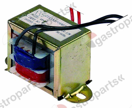400.783, transformer primary 230VAC secondary 24VDC 12VA