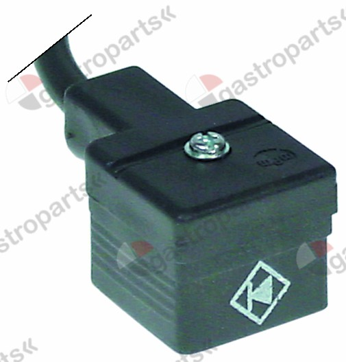 401.257, plug with rectifier
