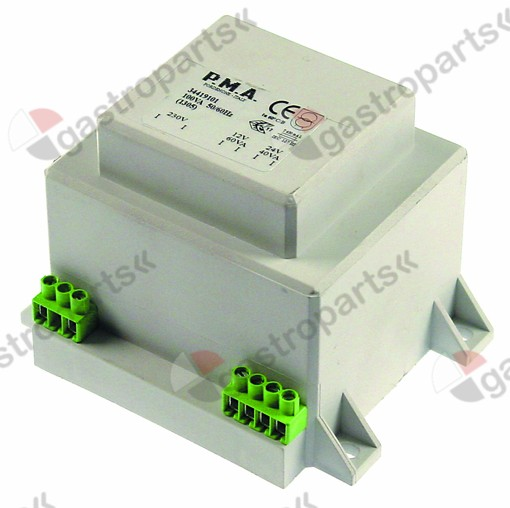 401.267, transformer primary 230V secondary 12/24V 60/40VA