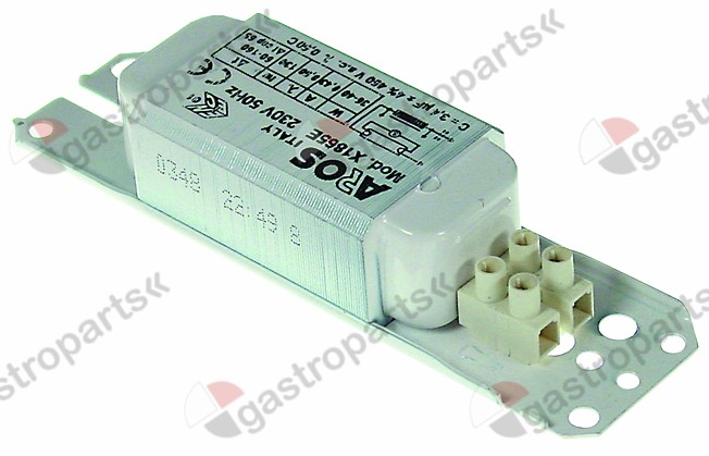 401.441, electrical ballast 36-40W for fluorescent lamps