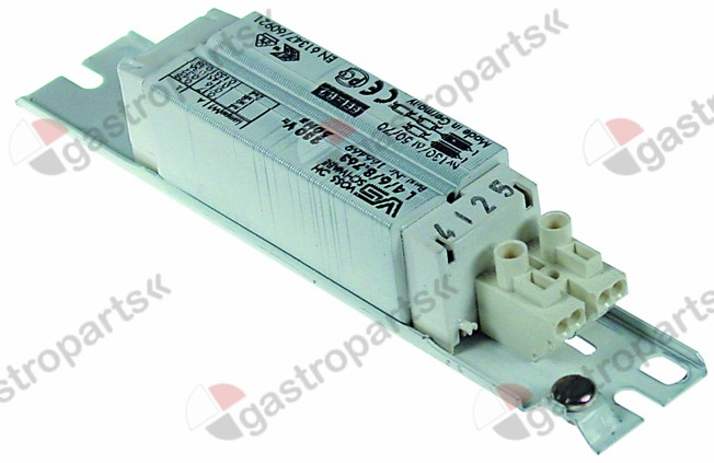 401.448, ballast 8W for fluorescent lamps