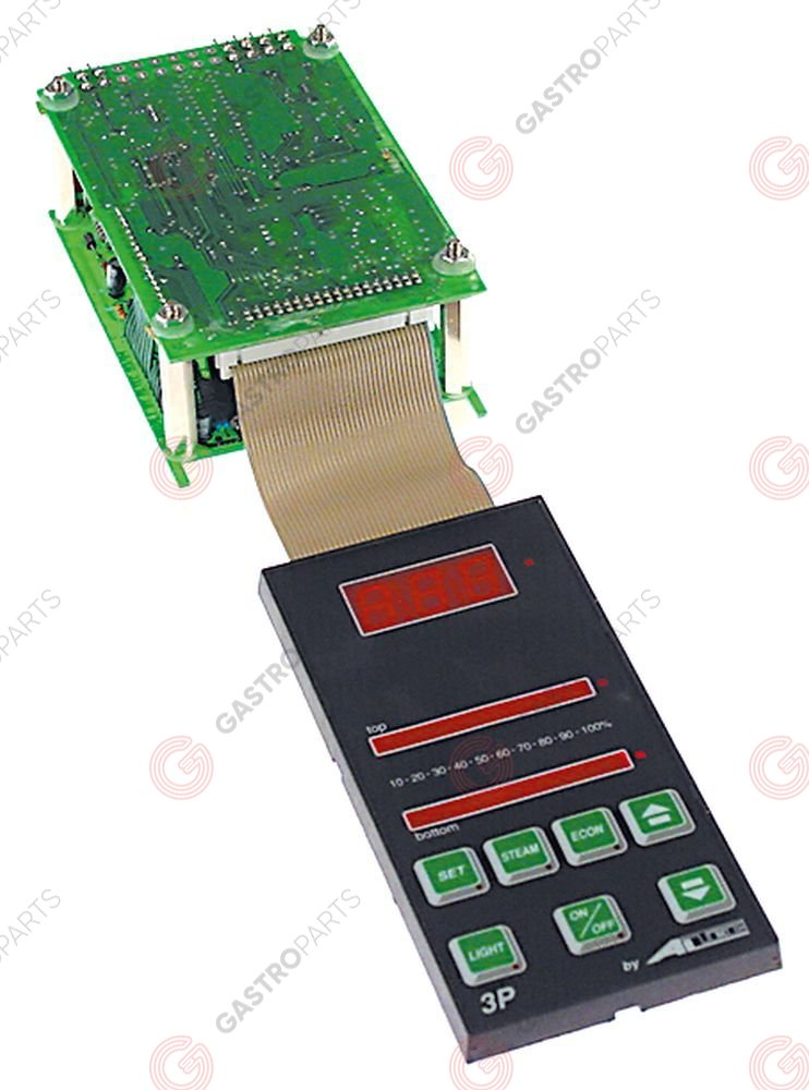 401.450, keypad PCB for water filling