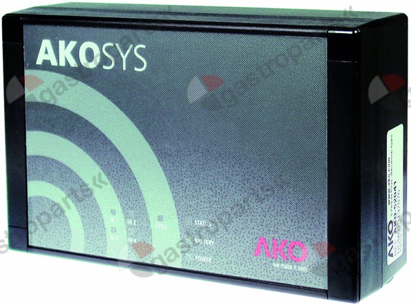 401.632, alarm device AKO type AKO-52041 outlet GSM