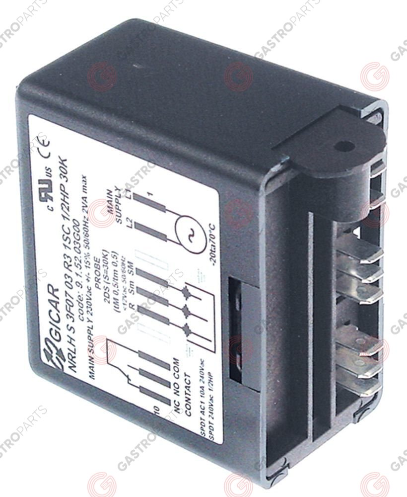 402.243, level relay 230 V type NRLH S 3F07 03 R3 1SC