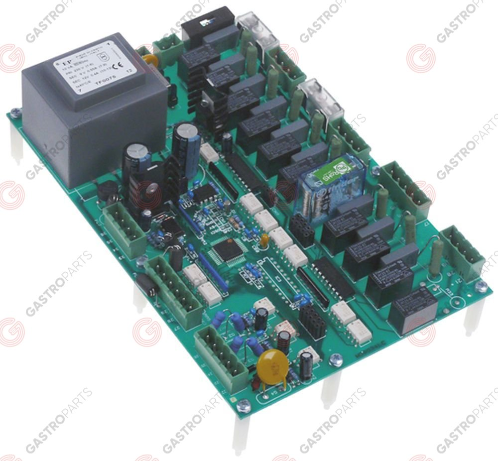 402.866, PCB combi-steamer FM1011 suitable for ANGELO PO