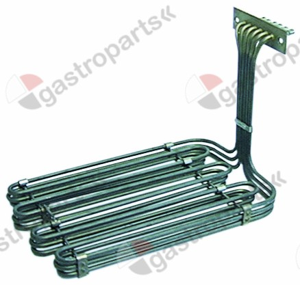 415.090, heating element 5500W 230/400V heating circuits 3 L 325mm W 200mm H 210mm L1 15mm L2 310mm W1 67mm