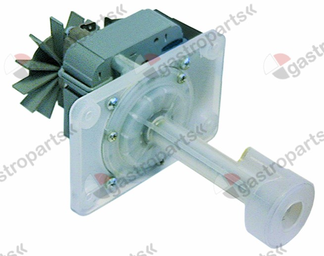 500.049, pump GRE 100W 230V 50Hz outlet ø 14mm L 105mm rotation direction right for ice-cube maker