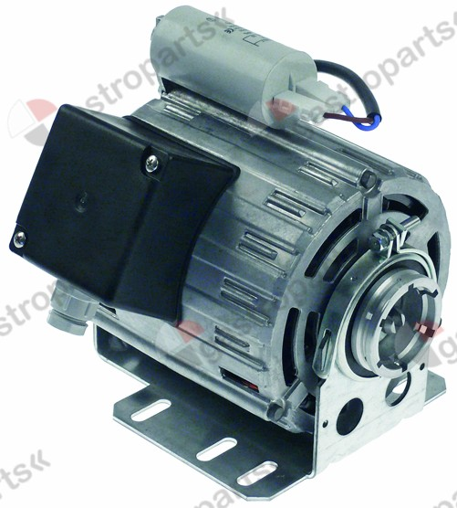 500.061, pump motor RPM type 11002755 165W 230V 50Hz connection clip L 160mm W 160mm H 170mm