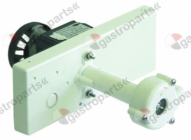 500.164, pump REBO type NR40 55W 220/240V 50Hz outlet ø 17mm L 113mm rotation direction left