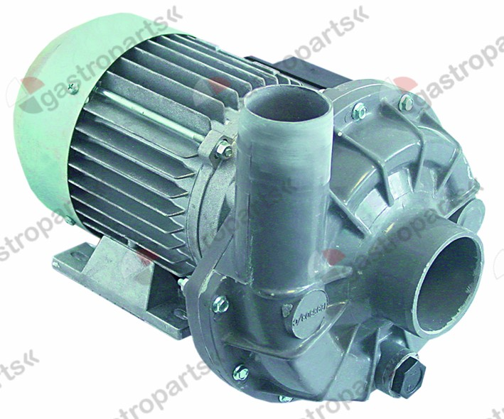 500.325, pump inlet ø 63mm outlet ø 47mm type 1293.1603 230V 50Hz 1 phase 0,55kW 0,75HP L 300mm