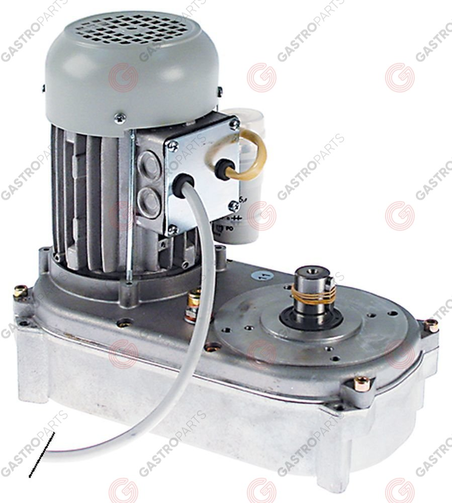 500.675, gear motor 220/240V 50Hz for flake ice maker
