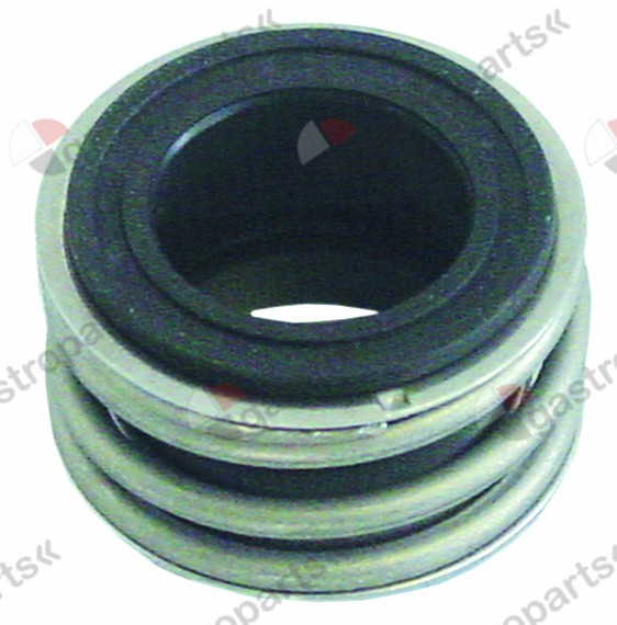 501.071, mechanical shaft seal for shaft ø 25mm ED ø 41mm H 26mm Viton