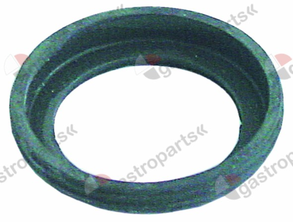 501.072, boot suitable for friction ring ID ø 30mm ED ø 40mm H 7mm