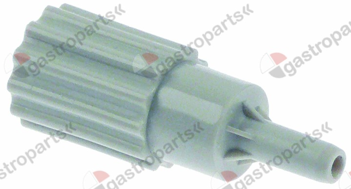 504.378, hose connector 1/8  thread L 44mm