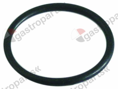 506.015, O-ring EPDM thickness 3,53mm ID ø 39,69mm Qty 1 pcs