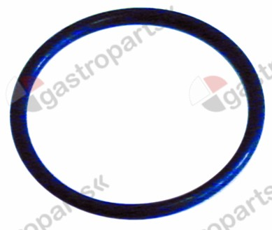 507.314, O-ring EPDM thickness 2,62mm ID ø 32,99mm