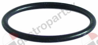 508.061, O-ring EPDM thickness 3,53mm ID ø 42,86mm Qty 1 pcs