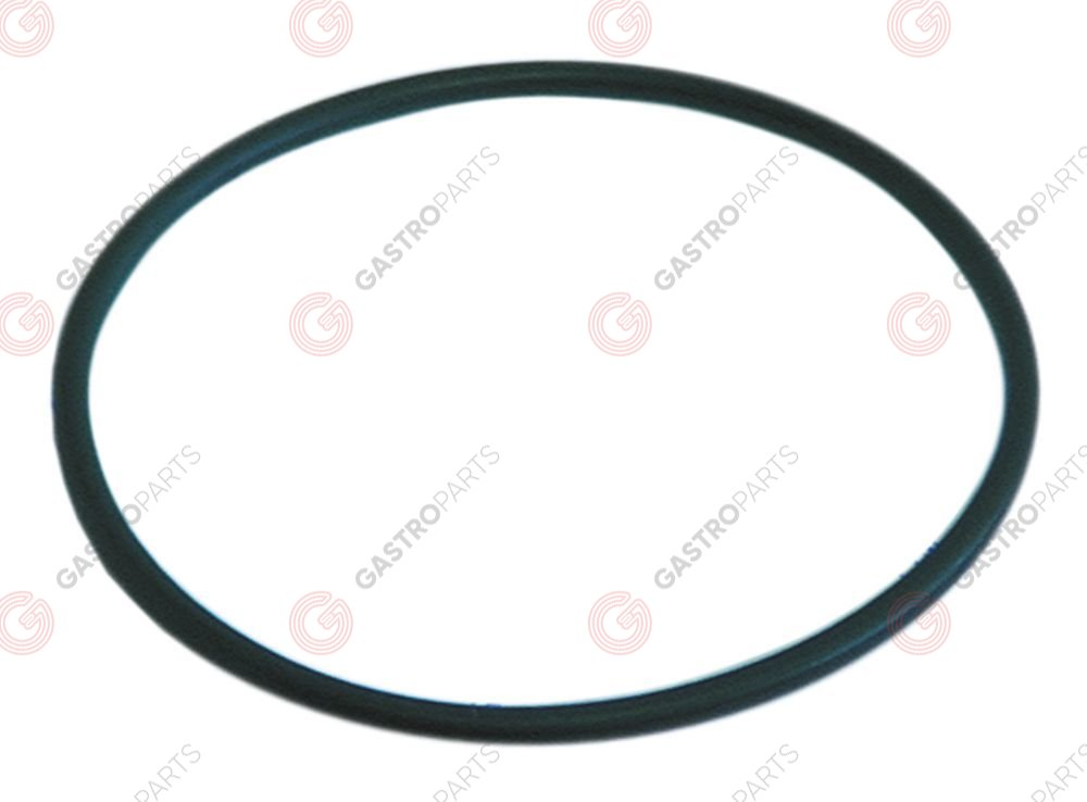 509.002, O-ring EPDM śr. wew. 82,22mm grubość 2,62mm