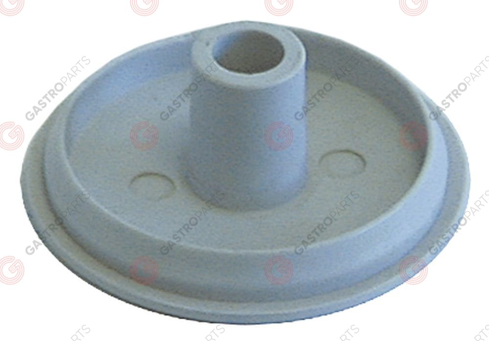 510.497, cover plate for overflow pipe