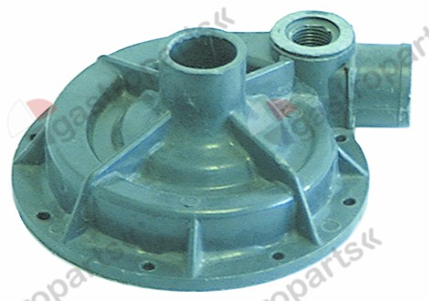 510.506, pump cover pump type 4333/1265