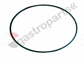 510.554, O-ring EPDM thickness 2mm ID ø 120mm Qty 1 pcs