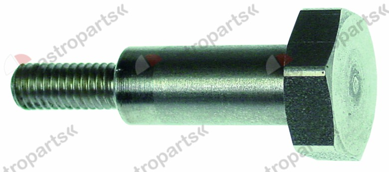 510.595, bolt M6x1 for hood handle