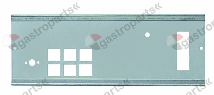 510.727, mounting plate