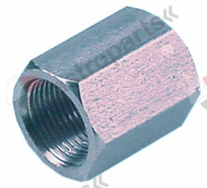 512.069, screw connection for wash pipe