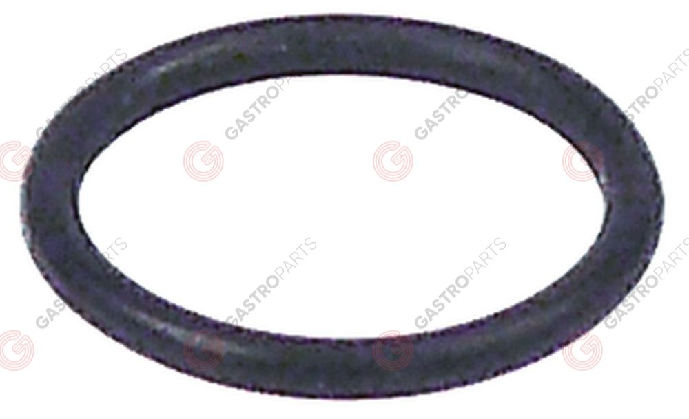 512.076, O-ring EPDM śr. wew. 14mm grubość 1,78mm