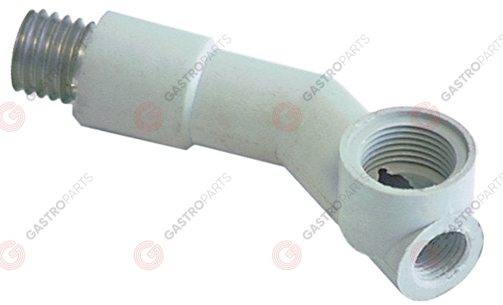 512.158, rinse jet holder L 70mm nozzles 1 mounting o 12mm