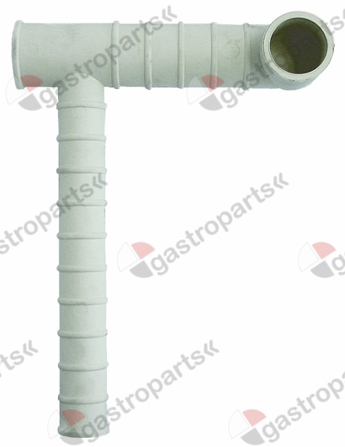 513.247, formed hose warewashing equiv. no. 926158, DZG6364 mounting pos. upper with piggyback