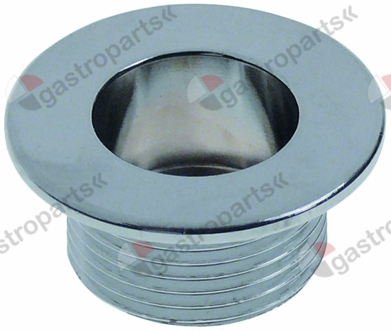 515.060, drain fitting thread 3/4  H 18mm ID o 20mm