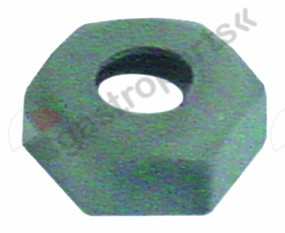 516.205, union nut for rinse jet