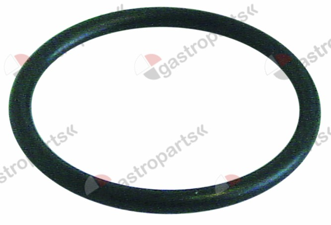 517.131, O-ring EPDM thickness 5,34mm ID ø 56,52mm Qty 1 pcs