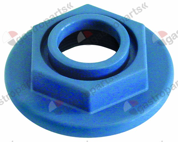 517.154, nut mounting pos. upper for wash arm support