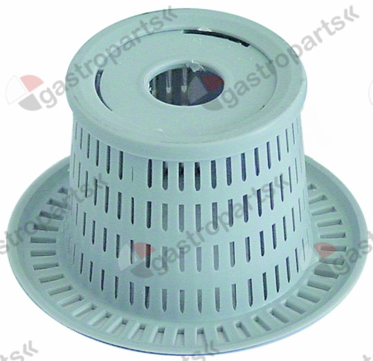 518.203, round filters suction/outflow