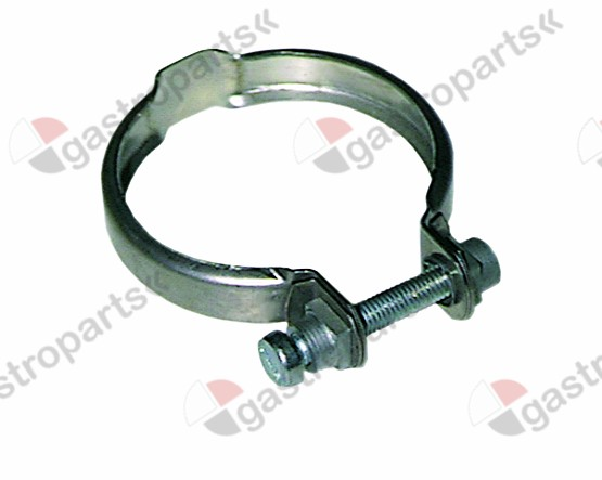 520.126, clamp for pump/motor